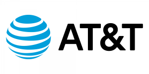 ATT Logo white