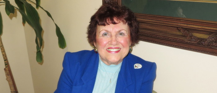 Senior Advisor, Marilyn Lynch in 2014-002