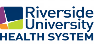 RUHS logo white